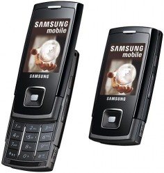 Samsung E900 photo