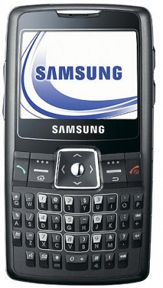 Samsung i320 photo