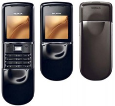Nokia 8800 Sirocco photo