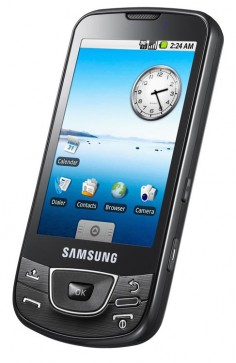 Samsung i7500 photo