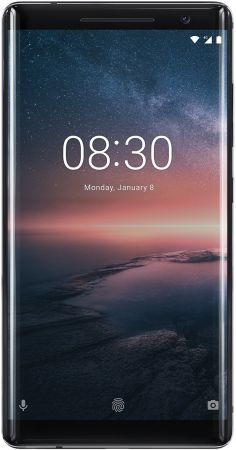 Nokia 8 Sirocco photo