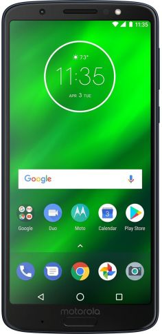 Motorola Moto G6 Plus Brazil 128GB 6GB RAM Dual SIM photo