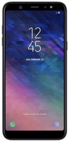Samsung Galaxy A6 (2018) 64GB صورة
