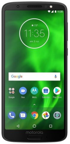 Motorola Moto G6 Play USA 16GB Dual SIM صورة
