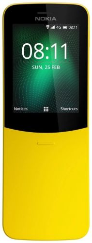 Nokia 8110 4G China Dual SIM photo
