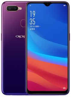 Oppo A7x photo