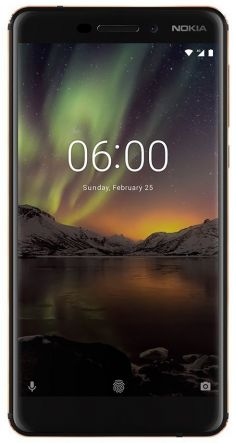 Nokia 6.1 EMEA 64GB 4GB RAM photo