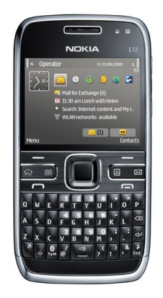 Nokia E72 US version foto