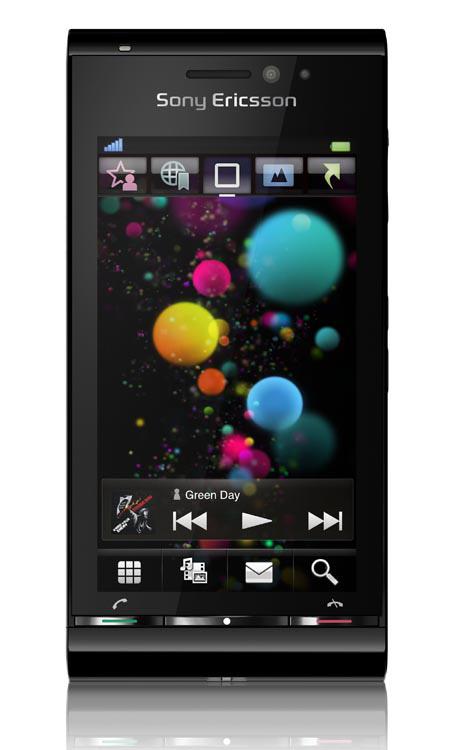Sony Ericsson Satio (Idou) - Specs and Price