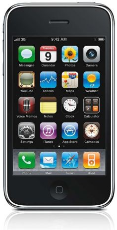 Apple iPhone 3GS 16GB fotoğraf
