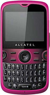 Alcatel OT-800 One Touch Tribe صورة