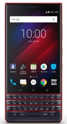 BlackBerry KEY2 LE BBE100-1 32GB Dual SIM photo