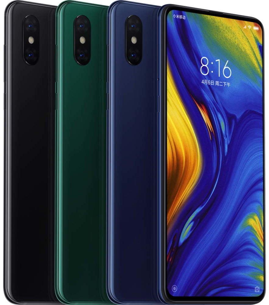 Xiaomi Mi Mix 3 Global 256gb 8gb Ram Specs And Price
