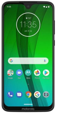Motorola Moto G7 USA photo