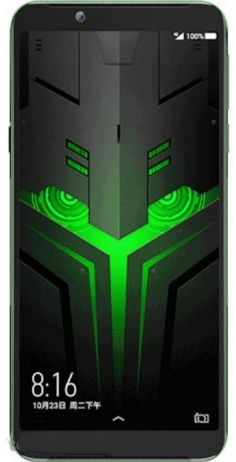 Xiaomi Black Shark Helo 256GB صورة