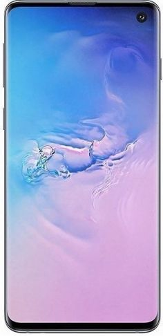 Samsung Galaxy S10 USA 512GB Dual SIM صورة