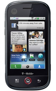 Motorola DEXT MB220 photo