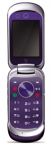 Motorola PEBL VU20 photo