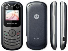 Motorola WX160 photo