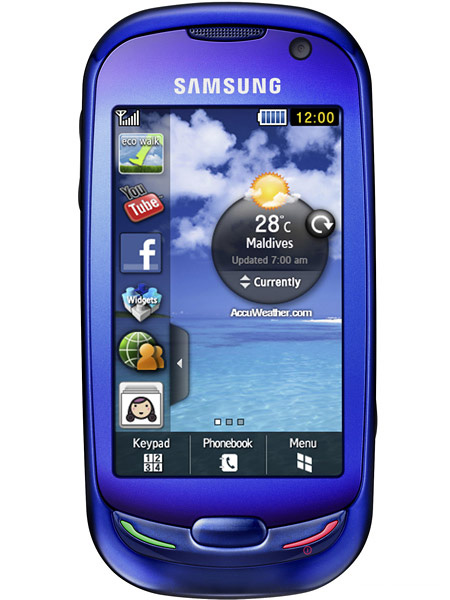 Samsung S7550 Blue Earth Specs And Price Phonegg
