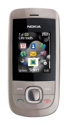 Nokia 2220 US version photo