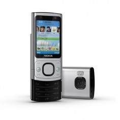 Nokia 6700 Slide photo