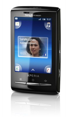 Sony Ericsson XPERIA X10 mini US version photo