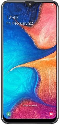 Samsung Galaxy A20 photo
