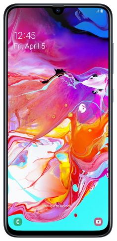 Samsung Galaxy A70 8GB RAM Dual SIM photo