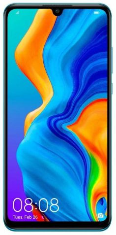 Huawei P30 lite Europe 48MP 6GB RAM fotoğraf