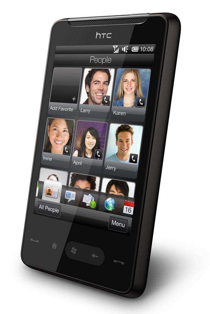 Thay màn hình, thay mặt kính HTC HD Mini T5555