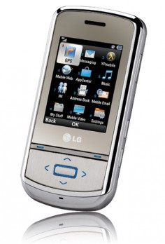 LG GD710 Shine II photo