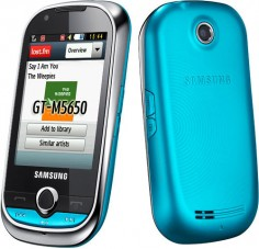 Samsung M5650 Lindy photo