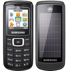 Samsung E1107 Crest Solar photo