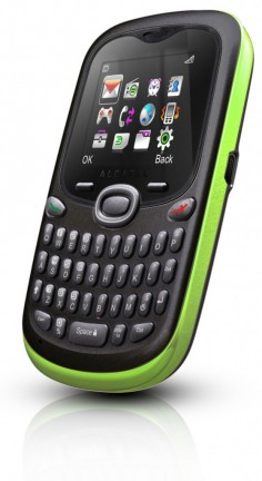 Alcatel OT-252 photo