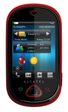 Alcatel OT-909 One Touch MAX photo