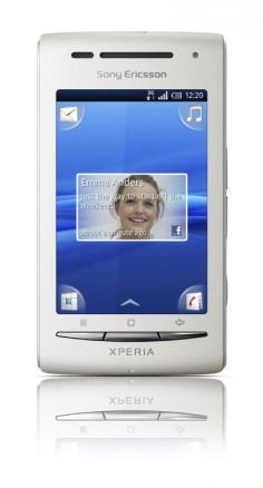 Sony Ericsson XPERIA X8 photo