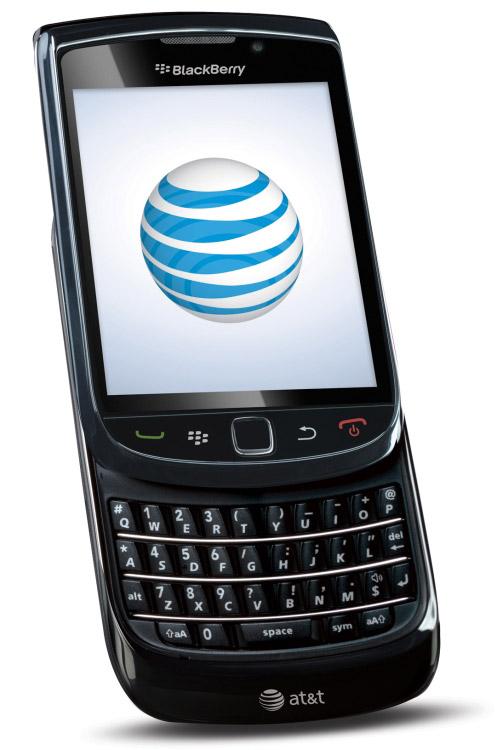 BlackBerry Torch 9800 (6.0.0.135)
