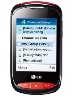 LG Cookie Style T310 photo