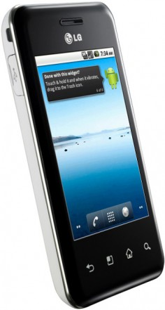 LG Optimus Chic E720 photo