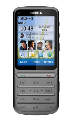 Nokia C3-01 Touch and Type photo