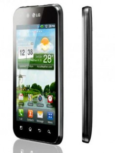 LG Optimus Black photo