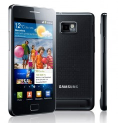 Samsung GT-I9100 Galaxy S II photo