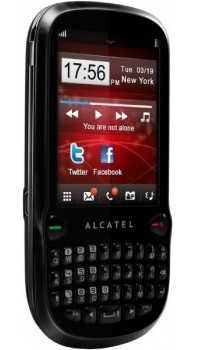 Alcatel OT-807 photo