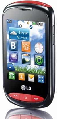 LG Cookie WiFi T310i photo