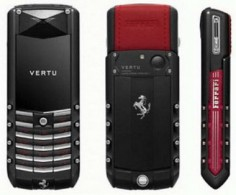 Vertu Ascent Ferrari GT photo
