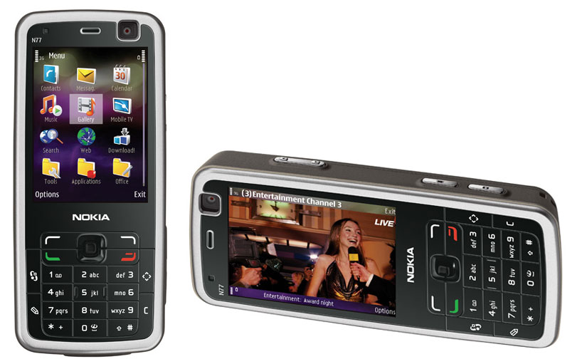 Nokia N77 - Specs and Price - Phonegg