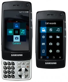 Samsung SGH-F520 photo