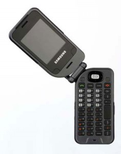 Samsung SGH-P110 photo
