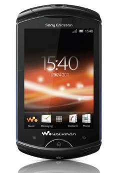 Sony Ericsson WT18i photo